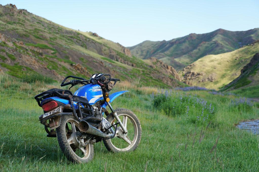 Motorräder sind die wohl beliebtesten Fortbewegungsmittel