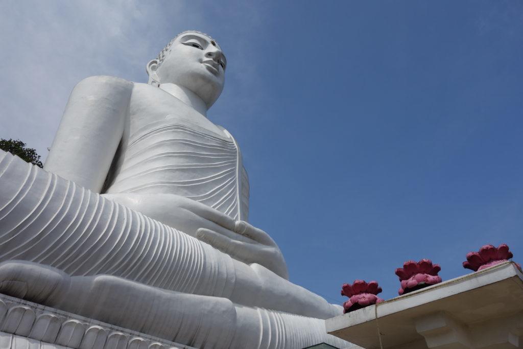 Der große Buddha von Kandy